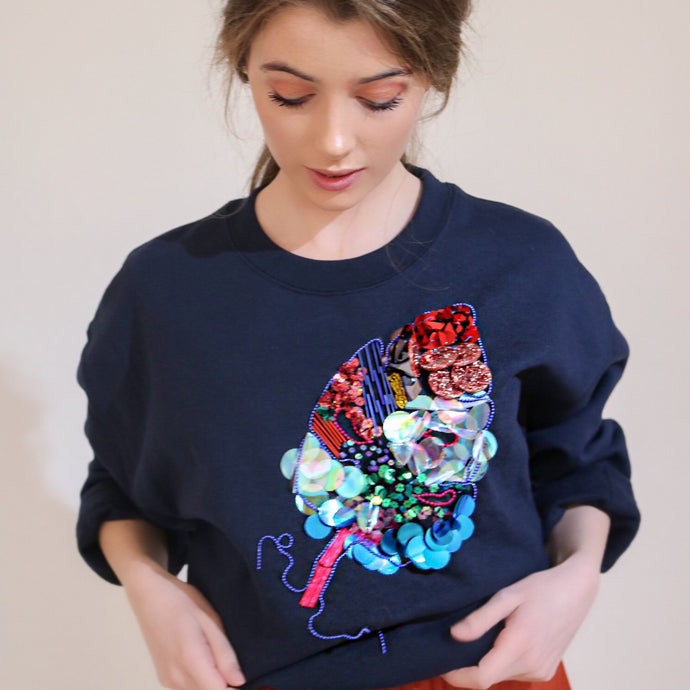 Majesty Palm Sweatshirt