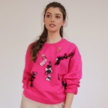 Load image into Gallery viewer, Maya Embellished Sweatshirt