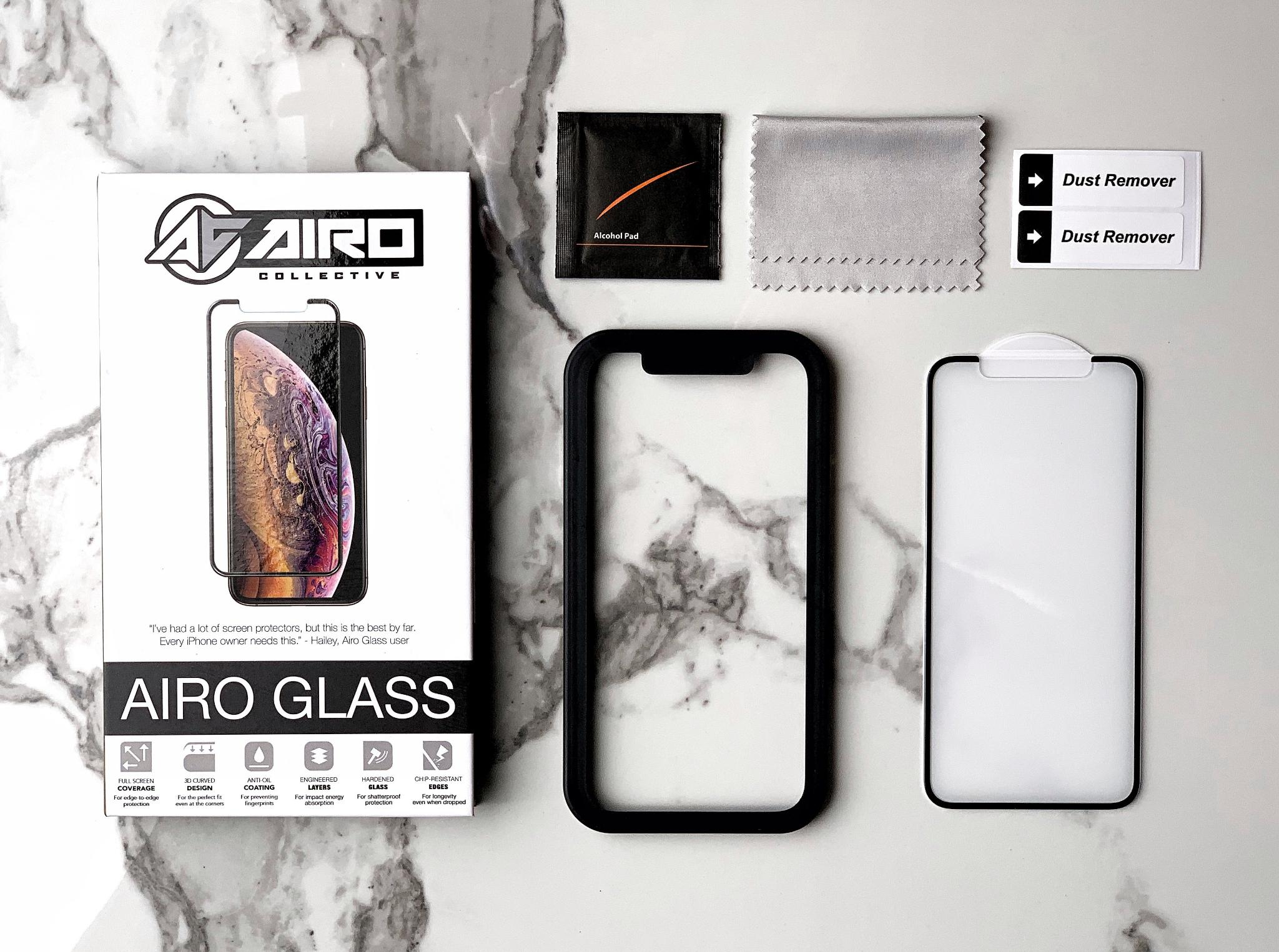 Airo Glass Screen Protector