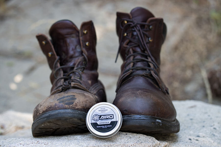 All-Natural Leather Balm