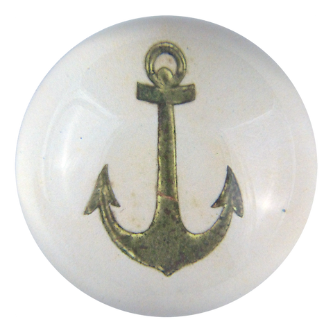 Anchor Paperweight by John Derian
