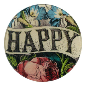 Happy Plate by John Derian