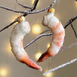 King Prawn Tree Bauble