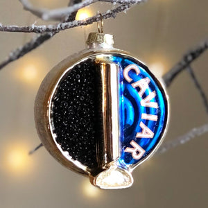Caviar Tree Bauble
