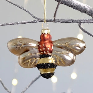 Bumble Bee Tree Bauble
