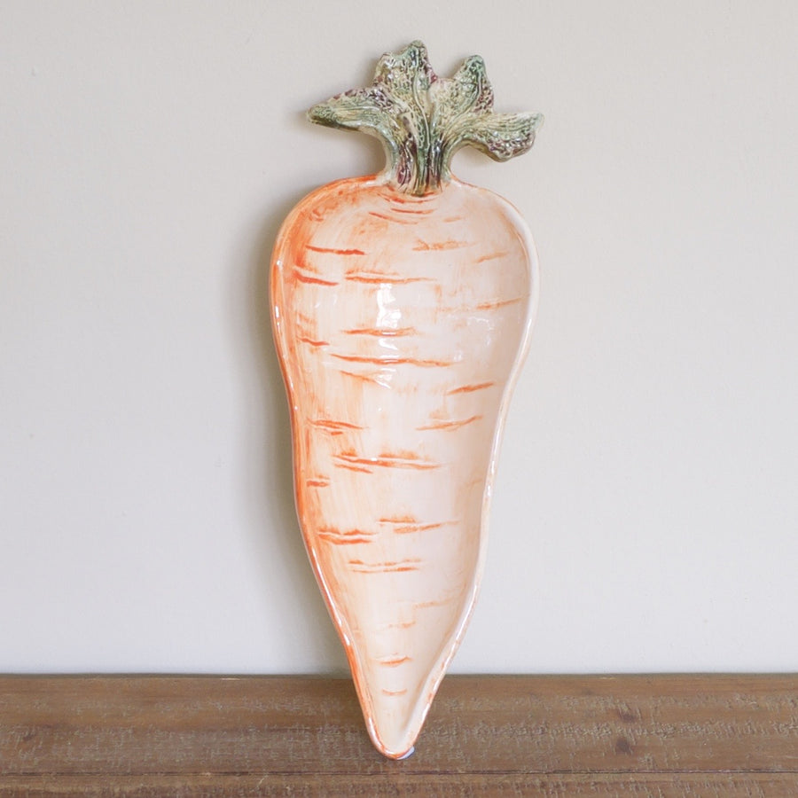 Carrot Dish - The Potager Collection