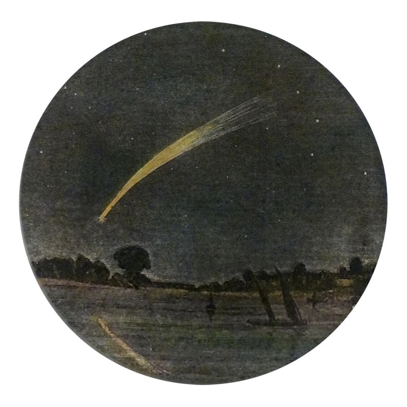 Shooting Stars Plate by John Derian