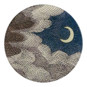 Crescent Moon Plate by John Derian