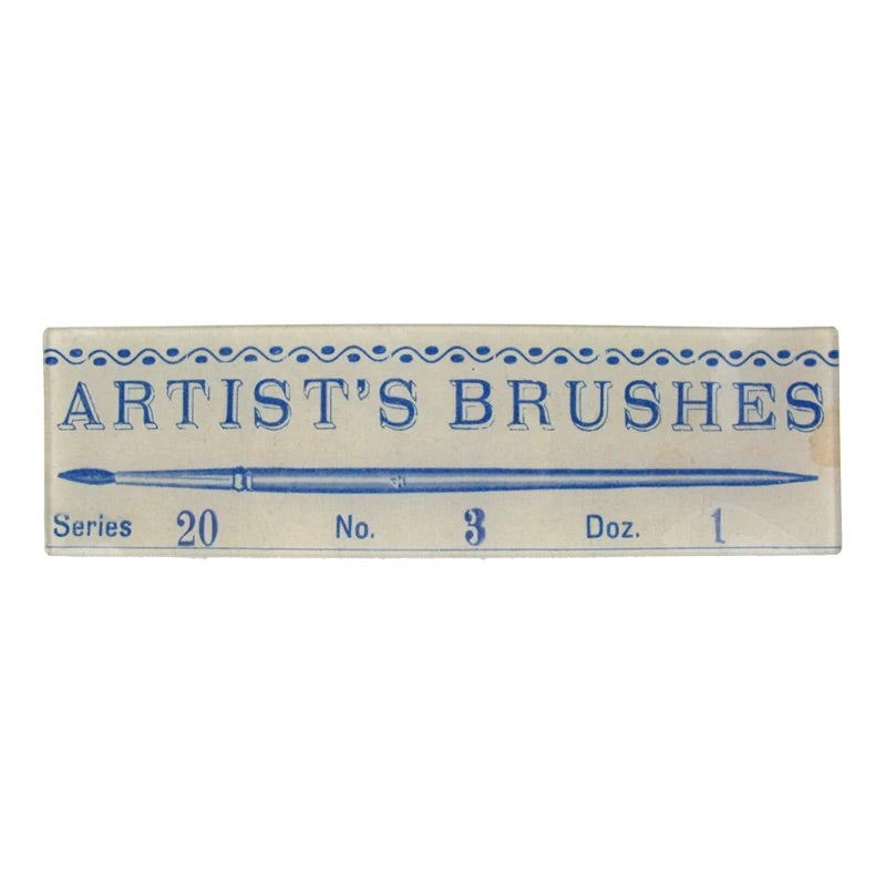 Artists Brushes Tray by John Derian