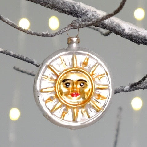 Vintage Sun Decoration