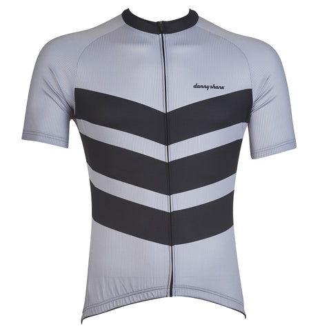 Aston Grey Cycling Jersey