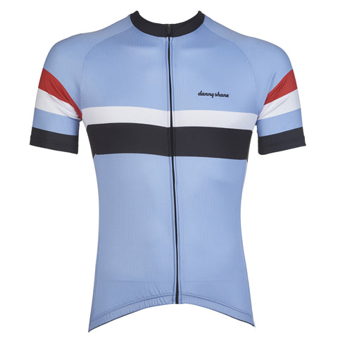 Rigby Blue Cycling Jersey