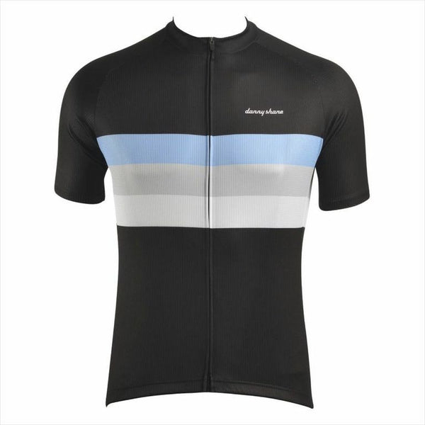 Nelson Black Cycling Jersey