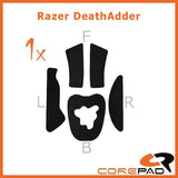 Corepad Grips for Razer Deathadder