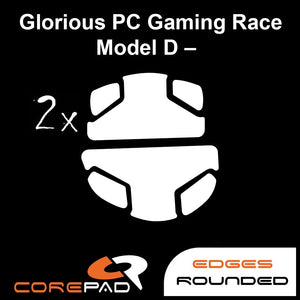 Corepad Skatez Mouse Feet for Glorious Model D-