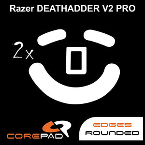 Corepad Skatez Mouse Feet for Razer Deathadder V2 Pro