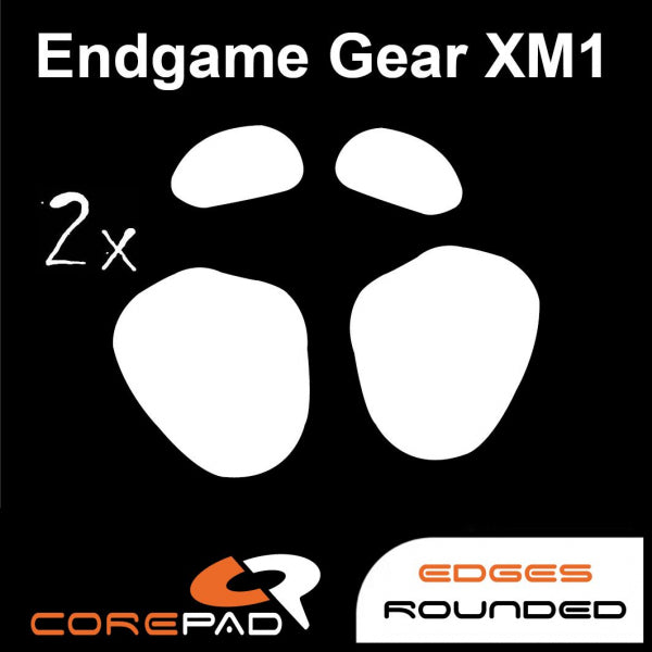 Corepad Skatez Mouse Feet for Endgame XM1