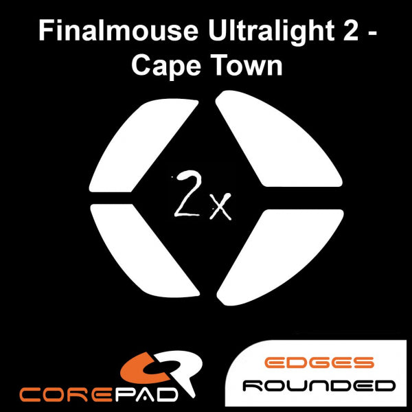 Corepad Skatez Mouse Feet for Finalmouse Ultralight 2 Cape Town