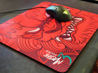 Tiger Gaming Master 3 Red Mouse Pad
