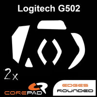 Corepad Skatez Mouse Feet for Logitech G502 (Wired)