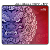 Tiger Gaming LongTeng Fire Cloud Mouse Pad