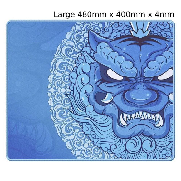 Tiger Gaming LingYun Blue Mouse Pad