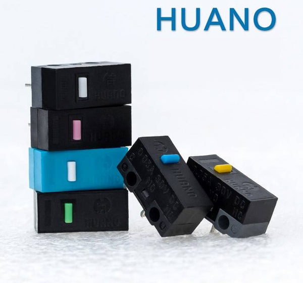 Huano Micro Switches (2pcs)