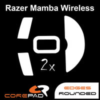 Corepad Skatez Mouse Feet for Razer Mamba Wireless