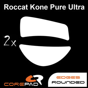Corepad Skatez Mouse Feet for Roccat Kone Pure Ultra
