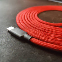 USB-C Paracord Cable