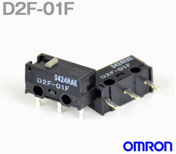 Omron Japan D2F-01F (2pcs)