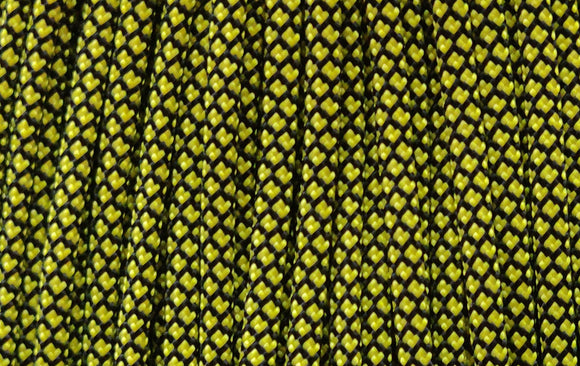 Diamonds Neon Yellow