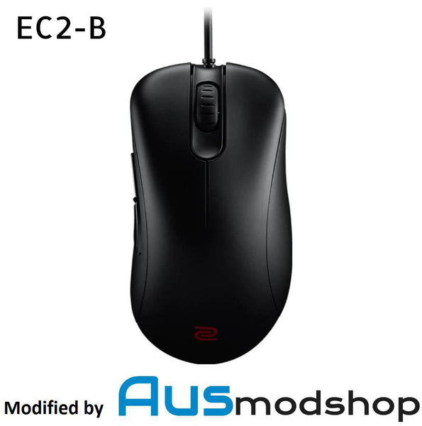 Zowie EC2-B modified by Ausmodshop