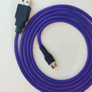 Micro USB Paracord Cable