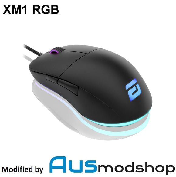 Endgame Gear XM1 RGB modified by Ausmodshop