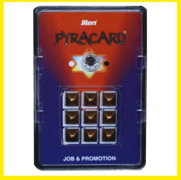Pyra Card- Job & Promotion