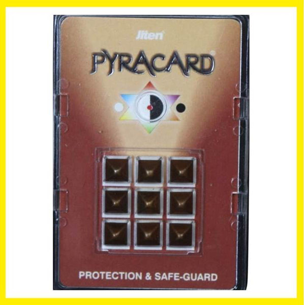 Pyra Card - Protection & Safe Guard