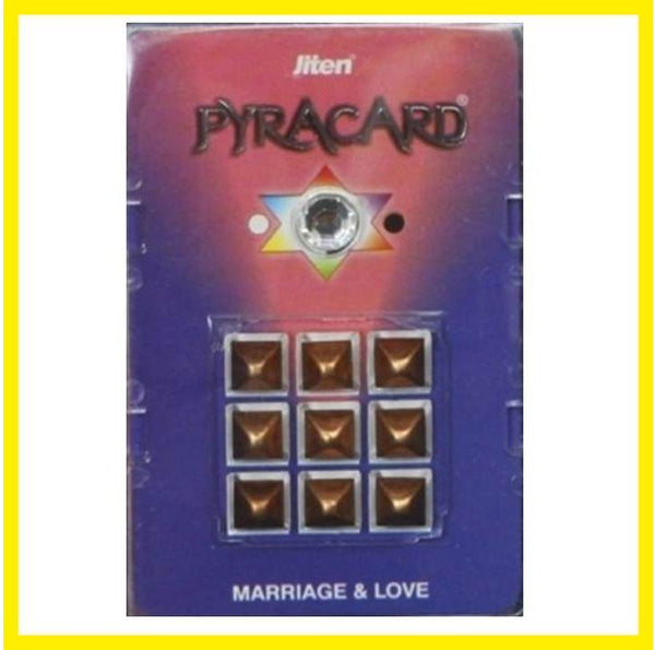 Pyra Card - Marriage & Love