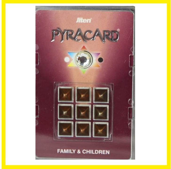 Pyra Card - Family & Children