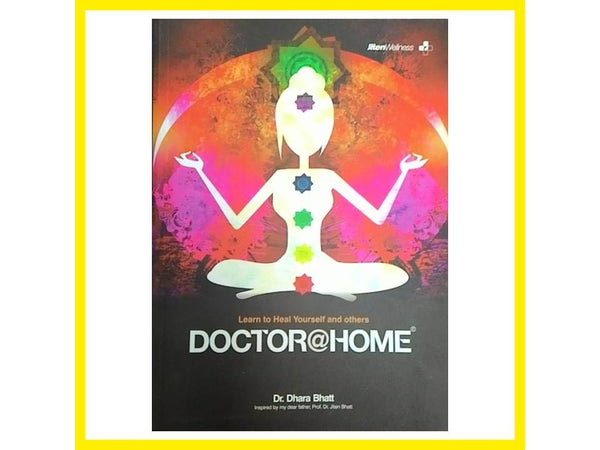 Doctor@Home book