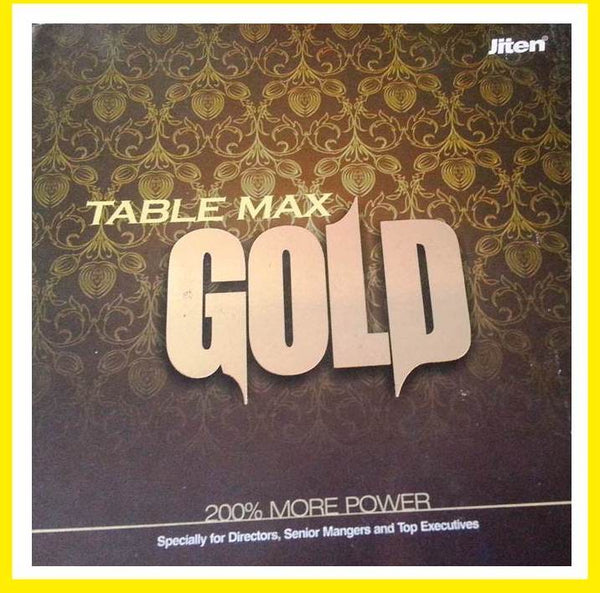 Table Max  Pyramid Gold