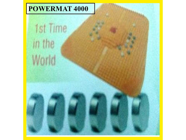 POWERMAT 4000(REAL PAIN RELIEFE) ADVANCED TECHNOLOGY