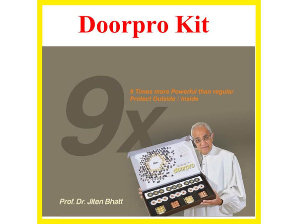 Doorpro Pyramid Kit