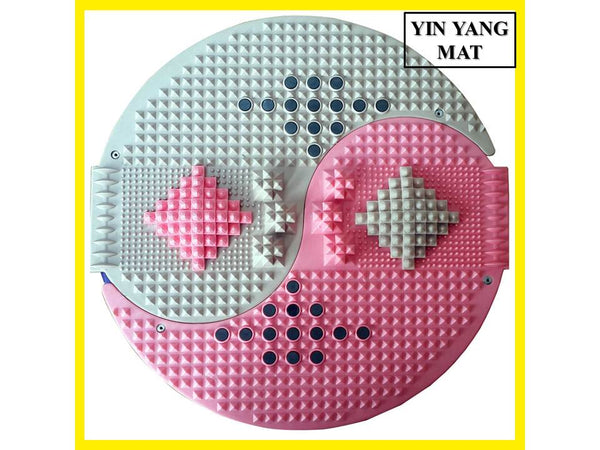 YIN YANG POWER MAT (MORNING ENERGY BOOSTER)