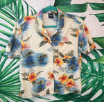 Vintage Erika 🌴 Women's Hawaiian Shirt MD