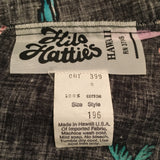 Vintage Hilo Hatties's🌴 Women's Wrap Skirt/Dress OS