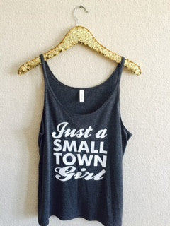 Relaxed Fit Slouchy Tanks
