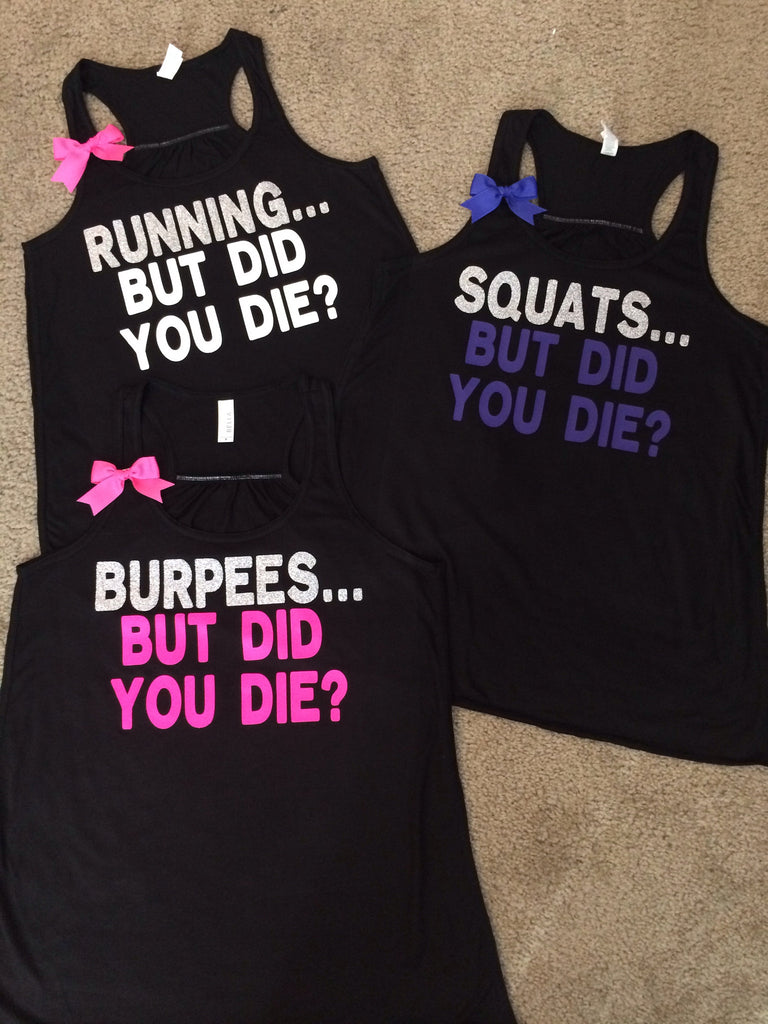 Womens Workout Shirts With Sayings
