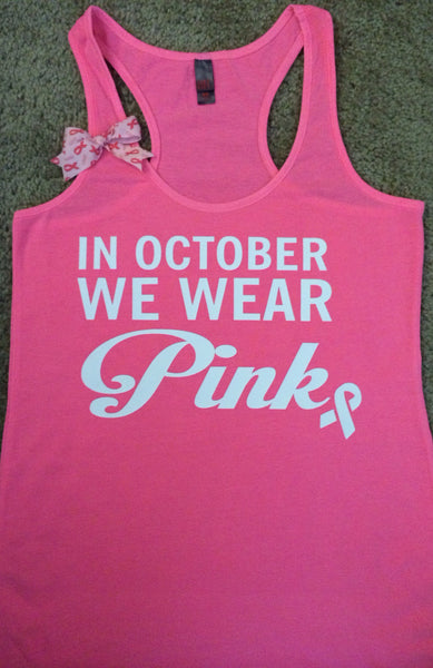 In October We Wear Pink - Ruffles with Love - Breast ...