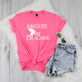 GOT - Mother of Dragons - Ruffles with Love - Tee